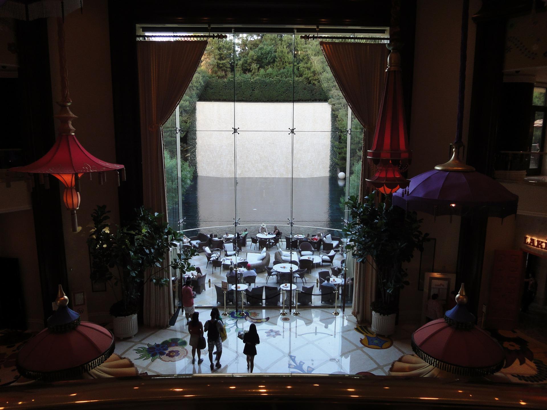 Standardy hoteli – gwiazdki hotelowe